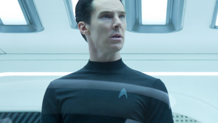 Q&A: Benedict Cumberbatch on 'Star Trek,' 'Sherlock' and Julian Assange