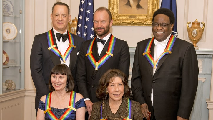 Sting, Al Green, Tom Hanks Named Kennedy Center Honorees