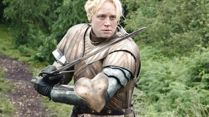 'Game of Thrones' Q&A: Gwendoline Christie on the Education of Brienne of Tarth