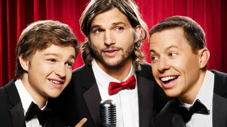 'Two and a Half Men' Adds Female Character to Replace Angus T. Jones
