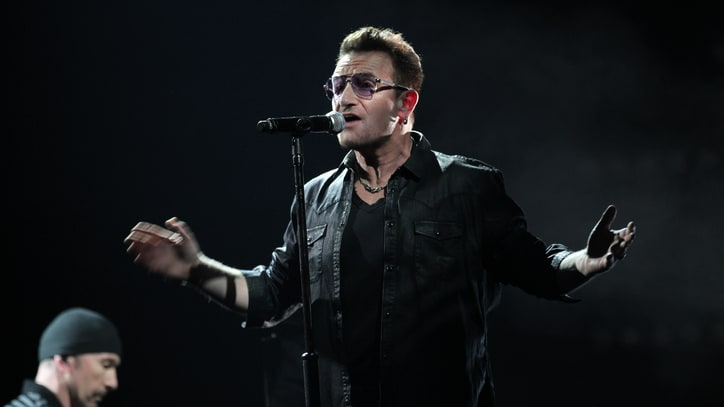 Sing Bono's Band Aid 30 Lyrics to Help Fight Ebola