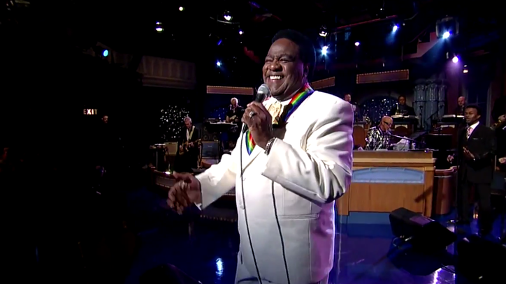 Watch Al Green Blow David Letterman's Mind With 'Late Show' Performance