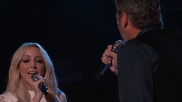 Watch Blake Shelton, Ashley Monroe's Steamy Duet on 'The Voice'