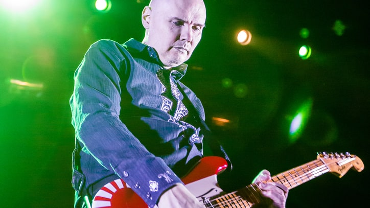 Billy Corgan Talks 'The End': 'I'm Over Rock & Roll'