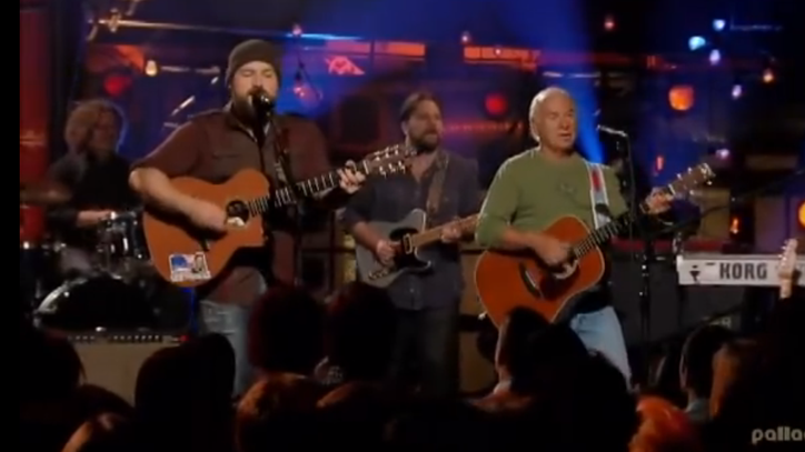 Flashback: Zac Brown Band, Jimmy Buffett Duet on Tipsy 'Toes'
