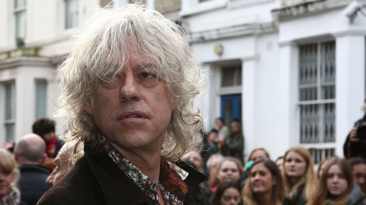 Bob Geldof Tells Band Aid Critics to 'F--k Off'