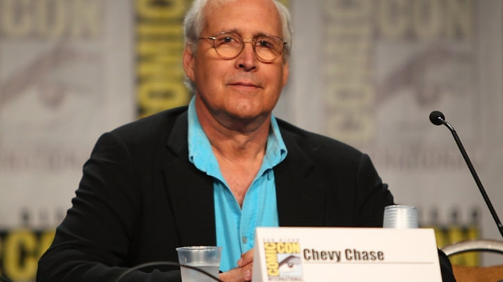 Chevy Chase Joins 'Hot Tub Time Machine' Sequel