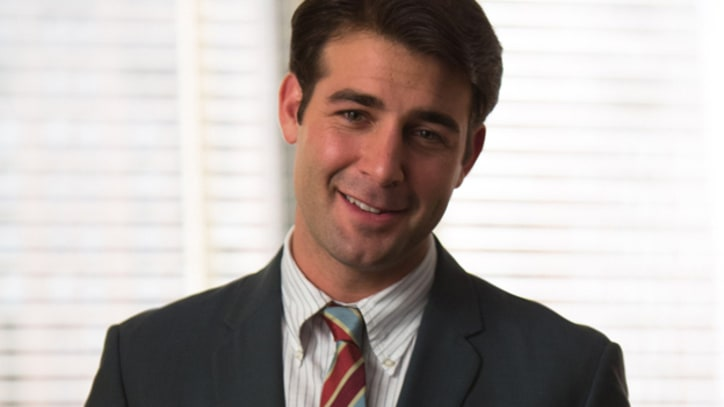 'Mad Men' Actor James Wolk on the Mystery of Bob Benson