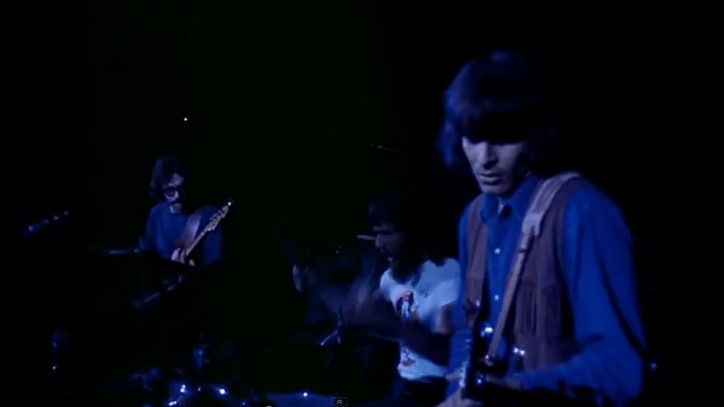 Flashback: Creedence Play 'Born on the Bayou' at Woodstock