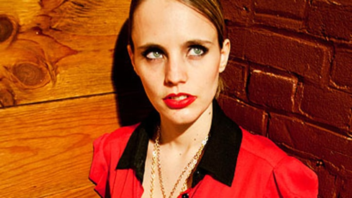 Artist to Watch: Anna Calvi Combines Dark Romance and Virtuosic Guitar Skills