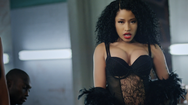 Watch Nicki Minaj's Bondage-Filled 'Only' Video With Drake, Lil Wayne, Chris Brown