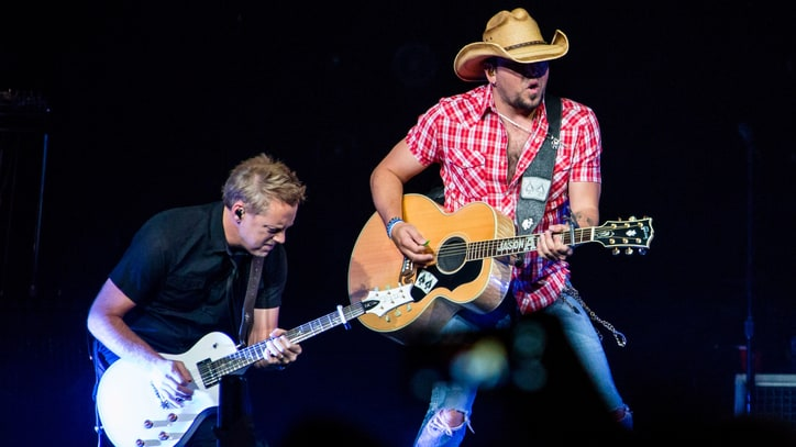 Jason Aldean, Dierks Bentley, Florida Georgia Line Kick Off Super Bowl Weekend