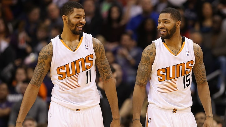 The NBA's Morris Twins: Reunited and It Feels So Good