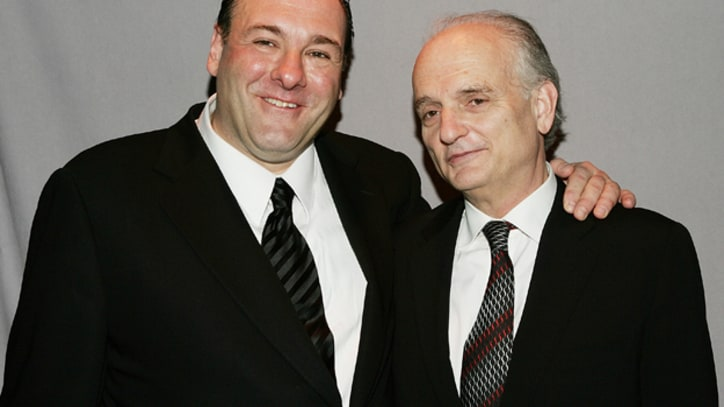 David Chase Delivers Eulogy at James Gandolfini's Funeral