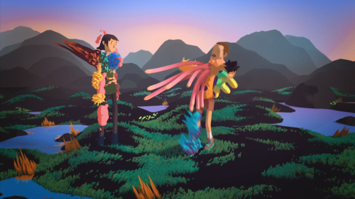 Panda Bear Shares Trippy 'Boys Latin' Animated Video