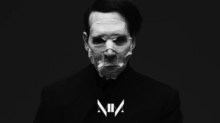 Hear Marilyn Manson's Vicious Dance-Floor Metal Banger 'Deep Six'