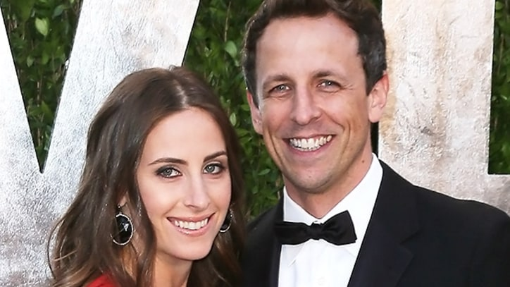 Seth Meyers Engaged