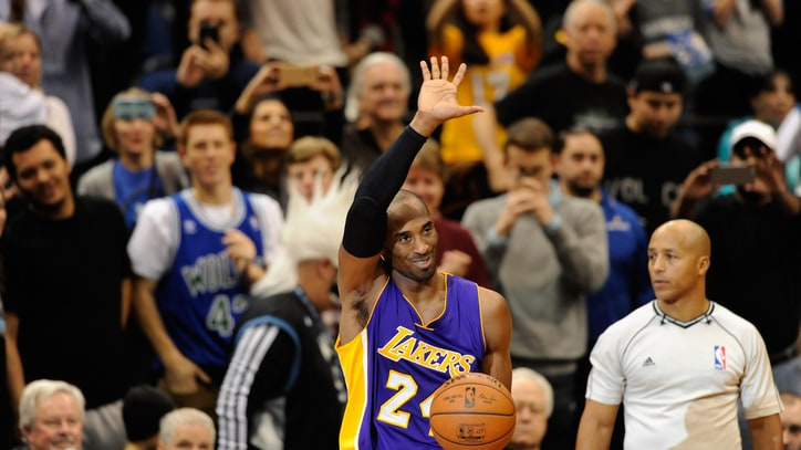 Kobe at 32,310: The NBA's Sith Lord Surpasses Michael Jordan