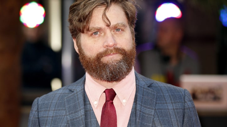 Zach Galifianakis' Funniest Moments