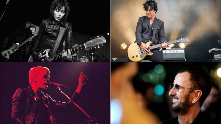 Green Day, Lou Reed, Joan Jett, Ringo Starr Lead Rock and Roll Hall of Fame 2015 Class