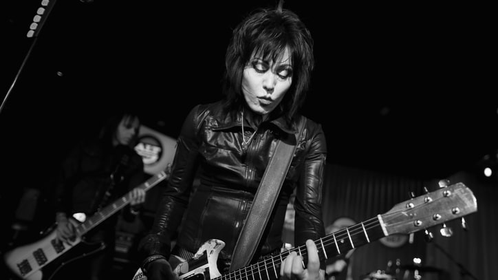 Joan Jett on Hall of Fame Induction: 'I'm Flabbergasted'