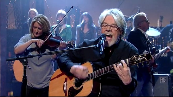 Bob Seger Brings Country-Tinged 'All of the Roads' to 'Letterman'