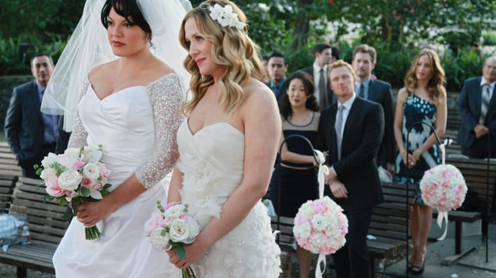 The Best Gay Weddings on TV (So Far)