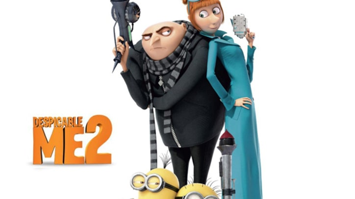 Box Office Report: 'Despicable Me 2' Defeats 'Grown Ups 2' and 'Pacific Rim'