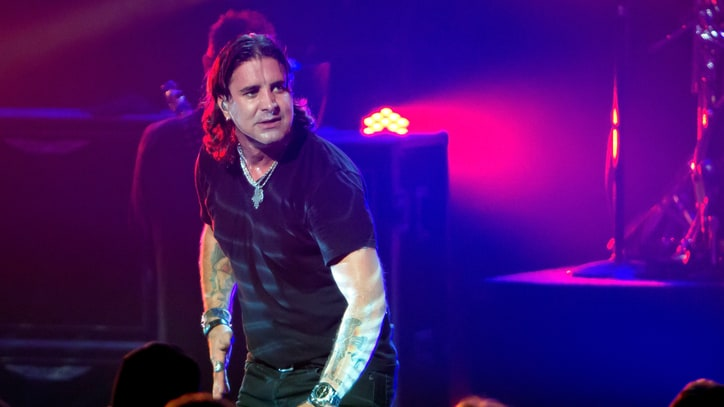 Scott Stapp's Downward Spiral Captured on Police Recordings