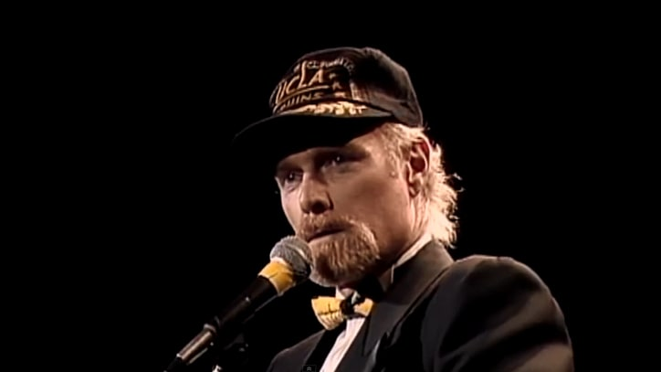 Flashback: Mike Love Rages at the 1988 Rock Hall Ceremony