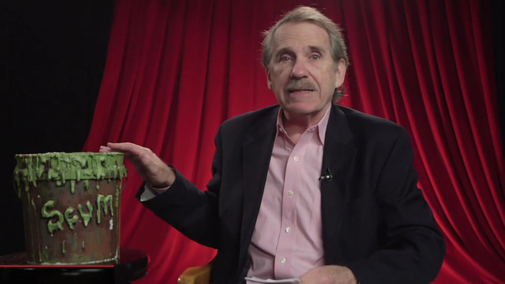 Watch Peter Travers Trash the Worst Films of 2014