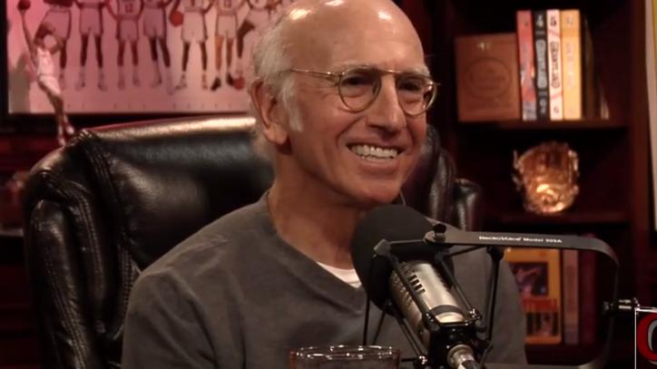 Larry David on 'Curb': 'I No Longer Feel a Need to Wrap Things Up'