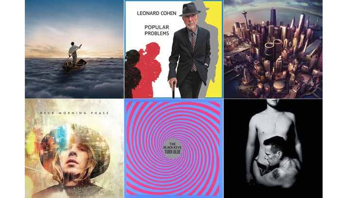 Readers' Poll: The 10 Best Albums of 2014