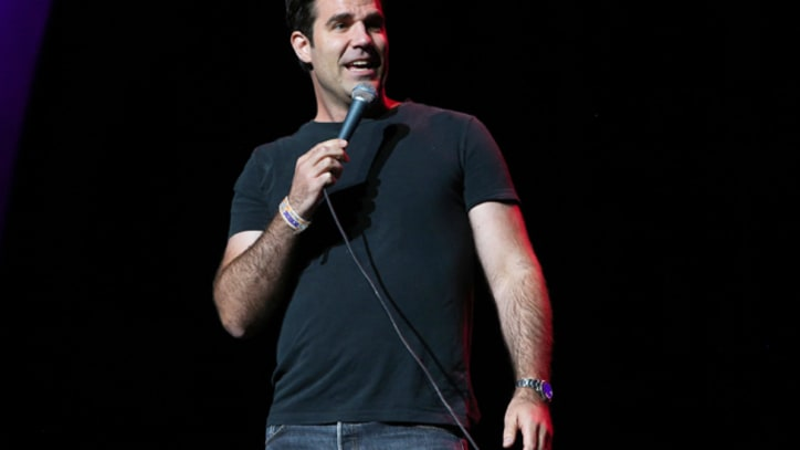 Rob Delaney Addresses Addiction in Wake of Cory Monteith's Death