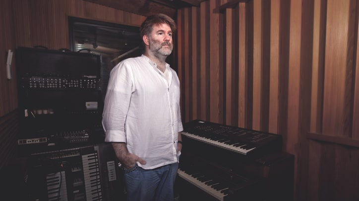Hear James Murphy's Hypnotic Remix of a Tennis Match