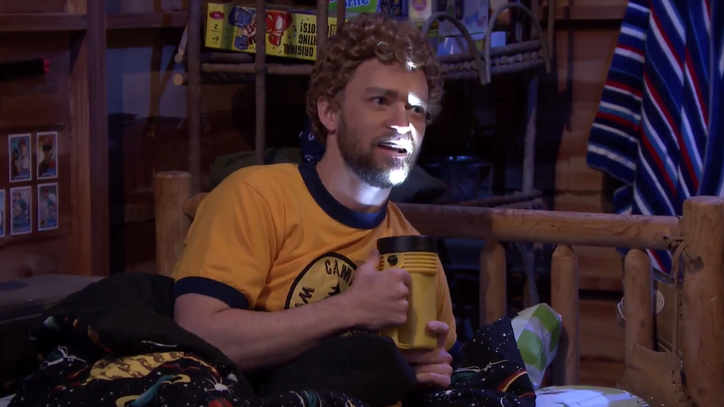 Watch Justin Timberlake Join Fallon for Hilarious Summer Camp Sketch