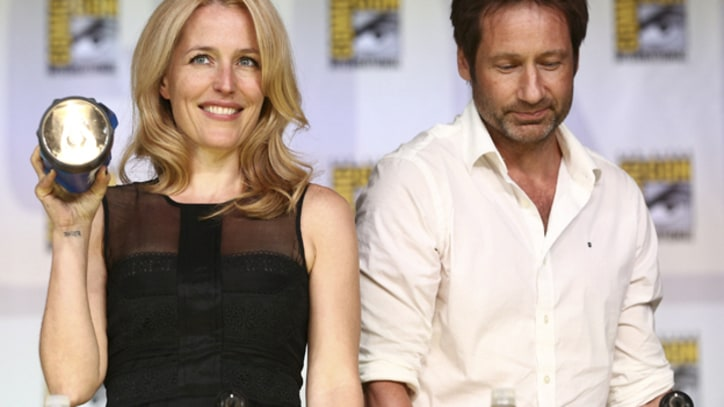 Comic-Con Day One Recap: 'X-Files,' 'Game of Thrones' and 'Dexter'
