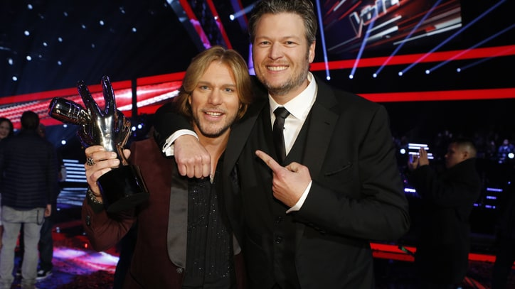 Craig Wayne Boyd Wins 'The Voice' Season Seven