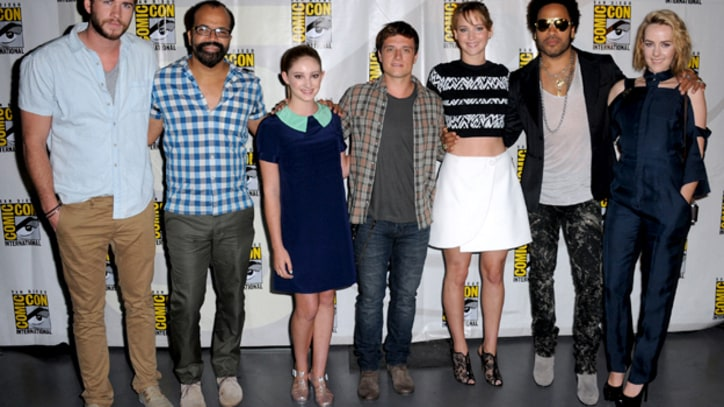 Comic-Con Day Three Recap: 'Hunger Games' and 'True Blood'