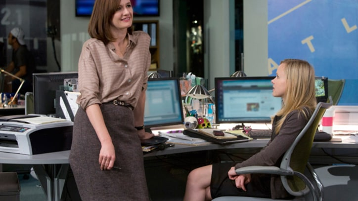 'The Newsroom' Recap: Always on My Mind