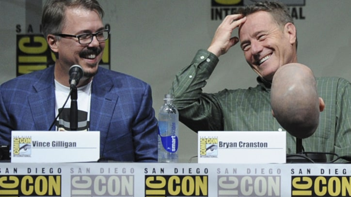 'Breaking Bad,' 'Community' Casts Highlight Final Day of Comic-Con