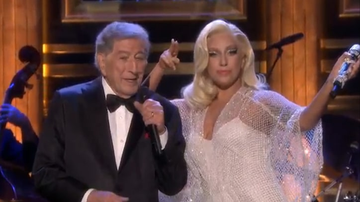See Lady Gaga and Tony Bennett Sing Swinging Standards on 'The Tonight Show'