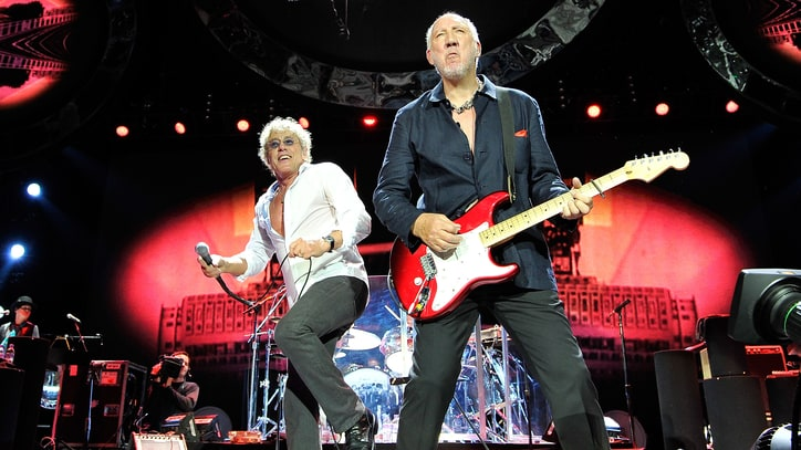 The Who Add Joan Jett, More Dates to Extensive 2015 Tour