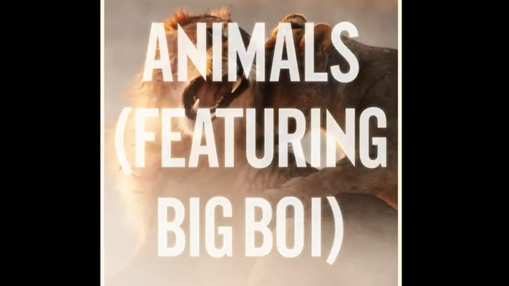 Hear Big Boi's Lusty New Verse in Maroon 5's 'Animals' Remix