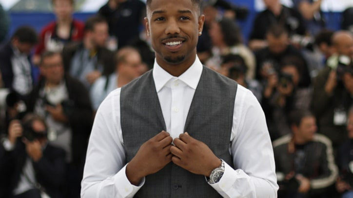 Michael B. Jordan in Talks to Star in New 'Rocky' Sequel, 'Creed'