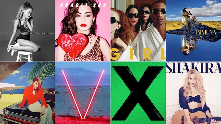 20 Best Pop Albums of 2014