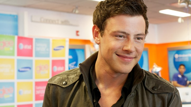'Glee' Cast and Crew Honor Cory Monteith at Private Memorial