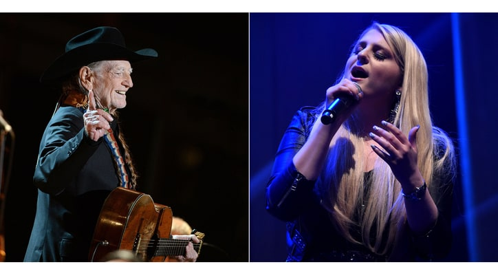Willie Nelson, Skrillex Concerts to Air on SiriusXM on New Year's Eve
