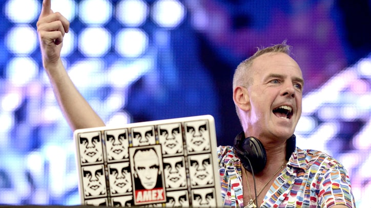 Fatboy Slim on Woodstock, Rehab and David Byrne's Dance Skills