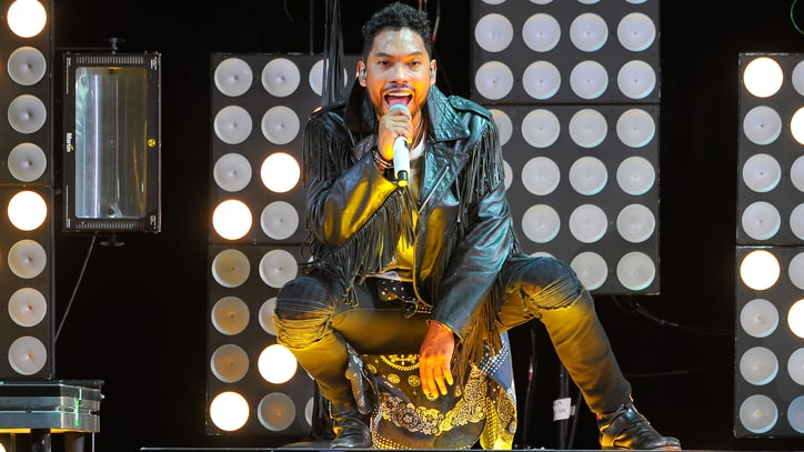 Hear Miguel Make 'NWA' Sound Sexy on His Surprise New EP